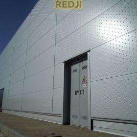 Алюминиевые стеновые панели