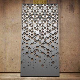 Декоративные перегородки из металла