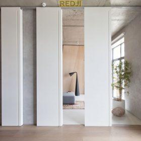 Мобильные перегородки для квартиры