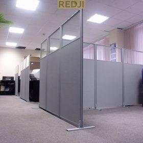 Мобильные перегородки для офиса