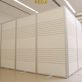 Модульные блочные перегородки для офиса