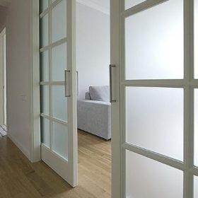 Раздвижные перегородки для квартиры