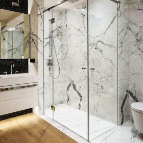 Шторы-перегородки для ванной комнаты