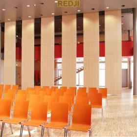 Трансформируемые перегородки для конференц-залов