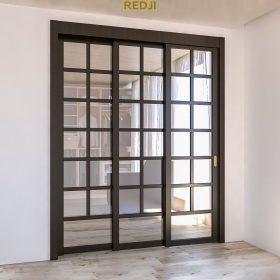 Деревянные офисные двери