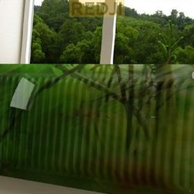 стеклянный экран для батареи