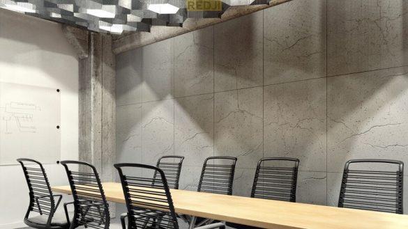 стеновые панели в стиле лофт